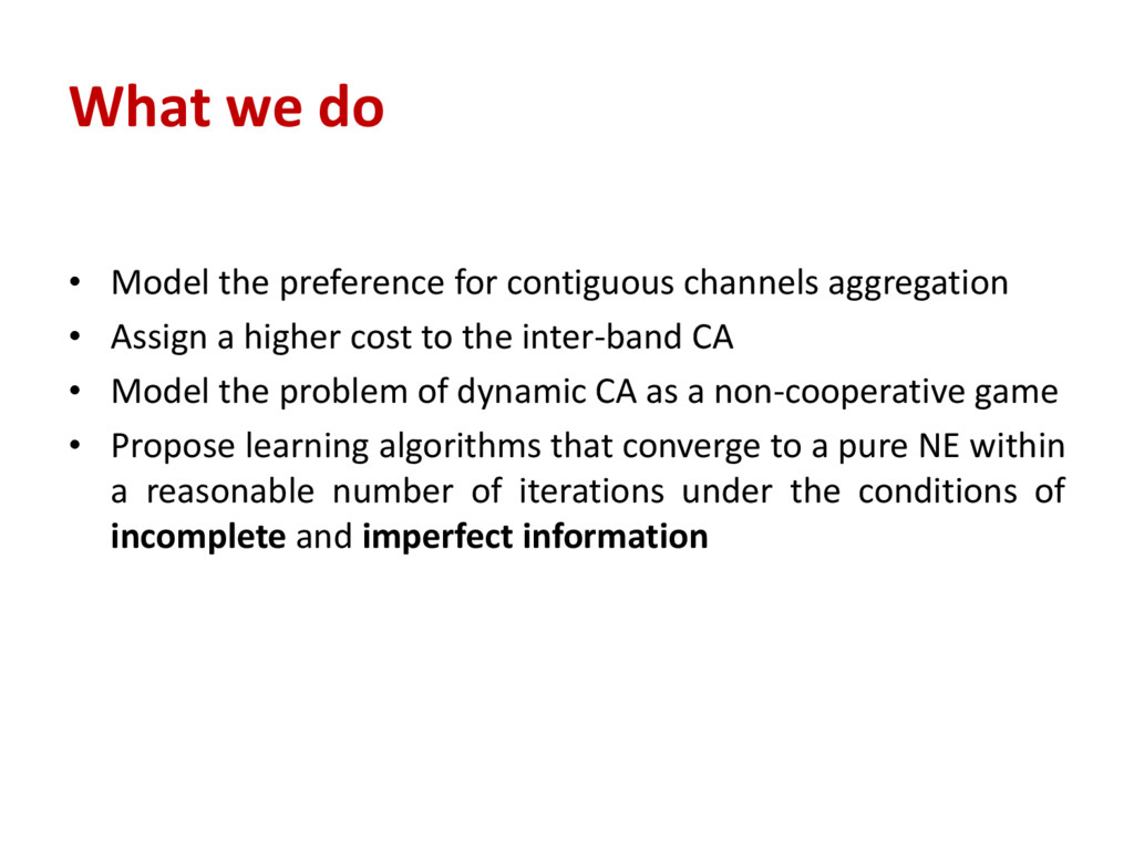 What we do • Model the preference for contiguou...