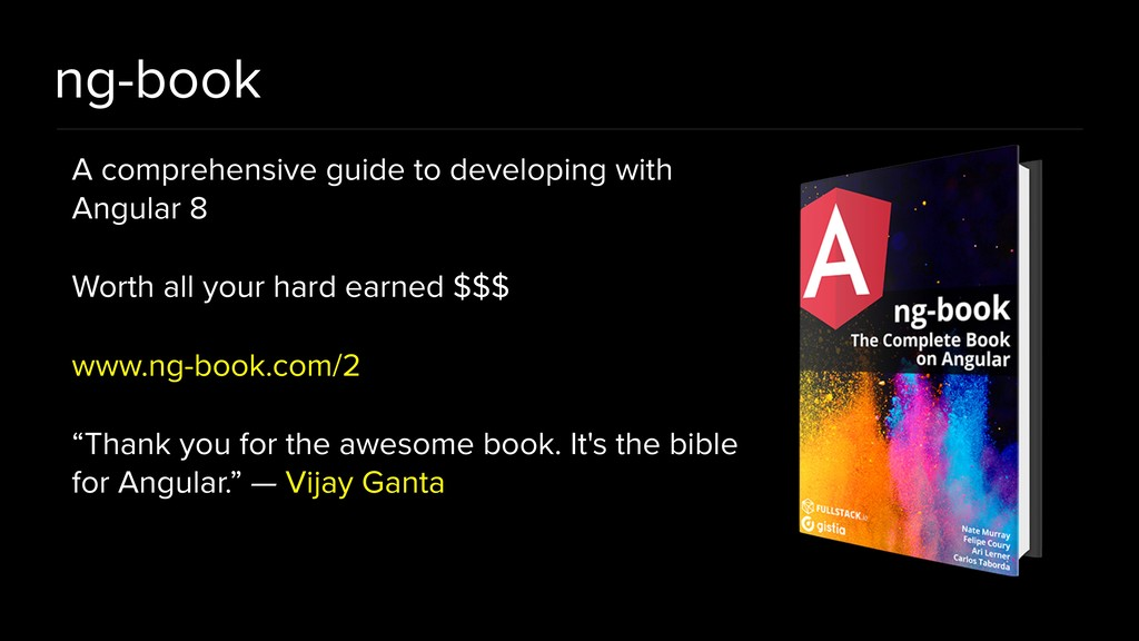 ng-book A comprehensive guide to developing wit...