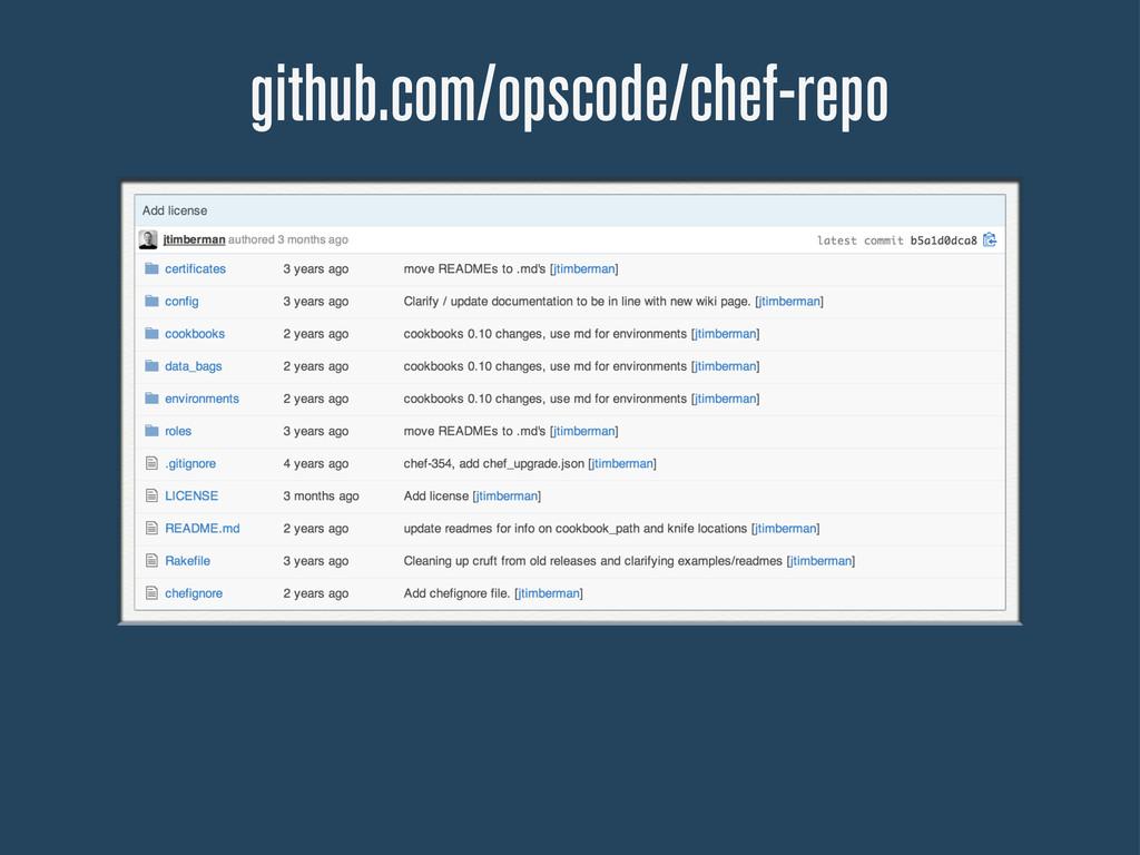 github.com/opscode/chef-repo