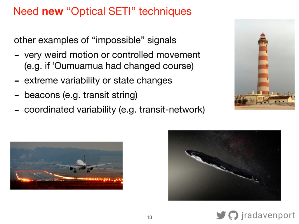 """13 other examples of """"impossible"""" signals  - ve..."""