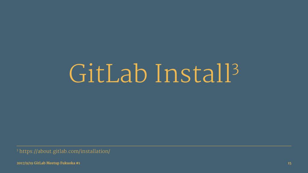 GitLab Install3 3 https://about.gitlab.com/inst...