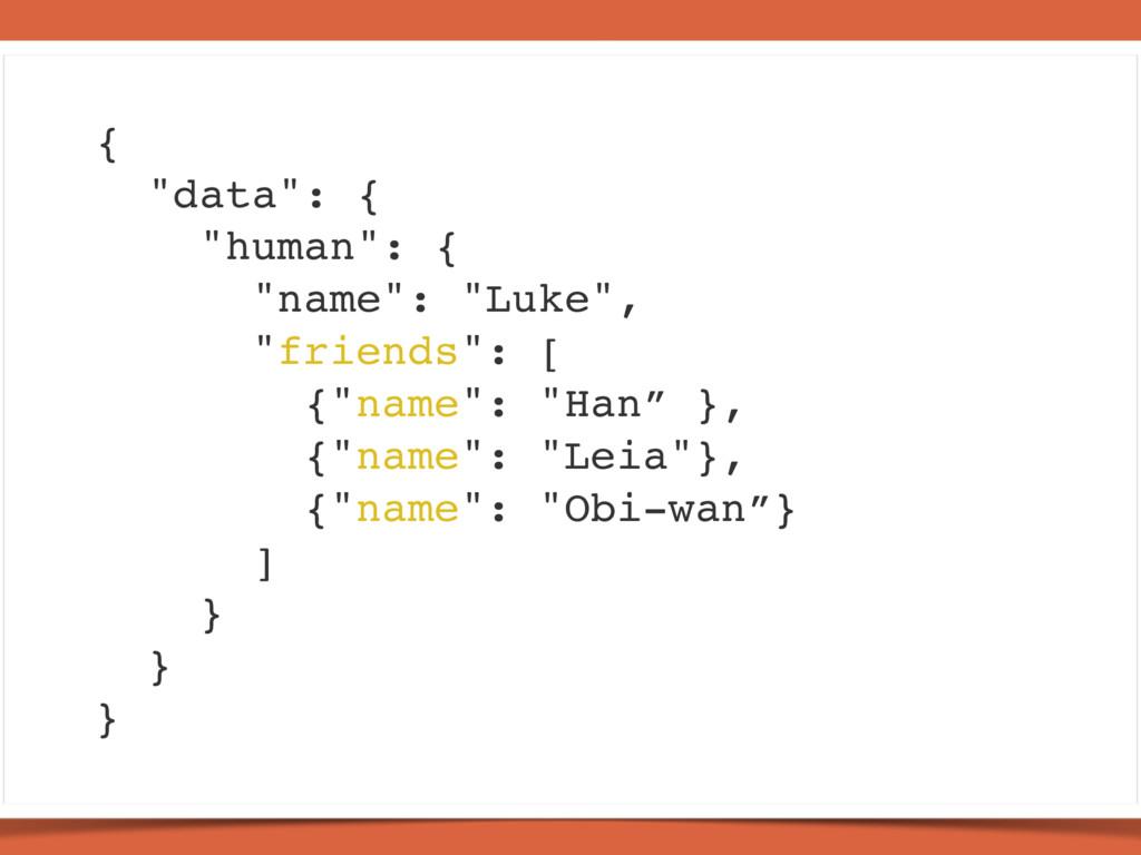 "{ ""data"": { ""human"": { ""name"": ""Luke"", ""friends..."