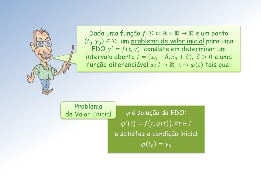 Dada uma função :  ⊂ ℝ × ℝ → ℝ e um ponto 0 , 0...