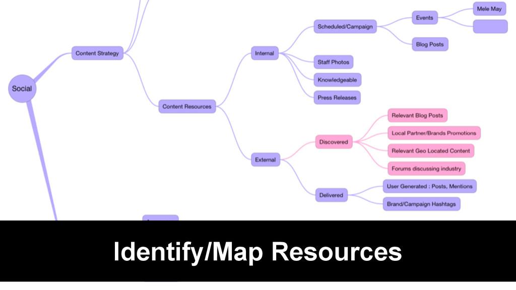 @Rob Bertholf Identify/Map Resources