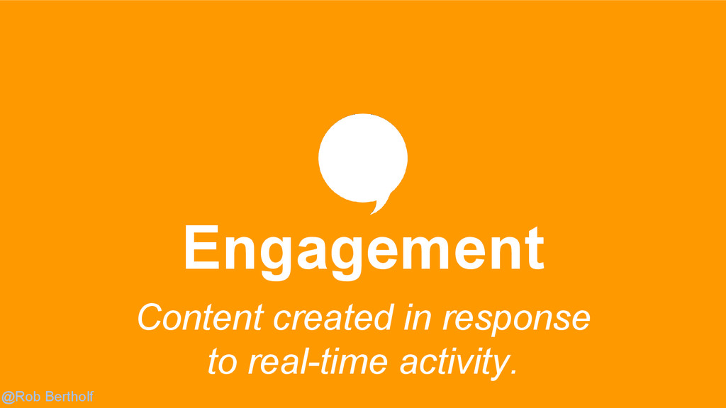 @Rob Bertholf Engagement Content created in res...
