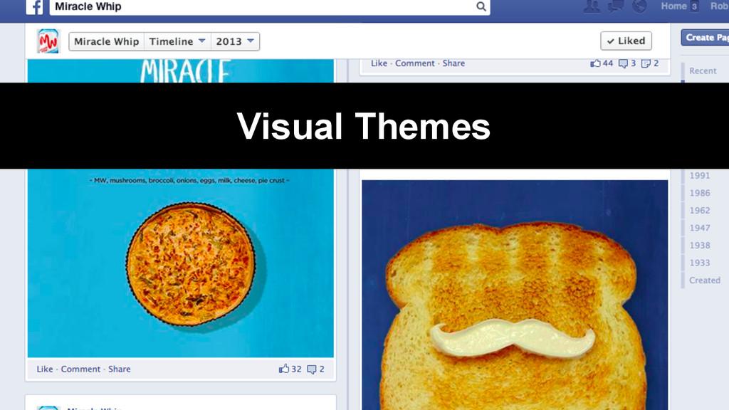@Rob Bertholf Visual Themes