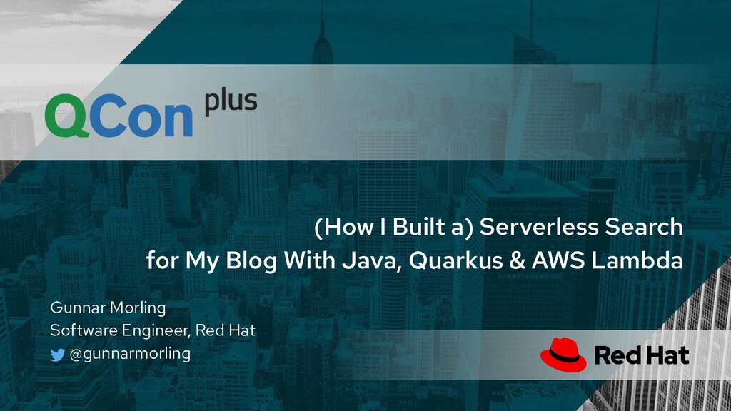 (How I Built a) Serverless Search for My Blog W...