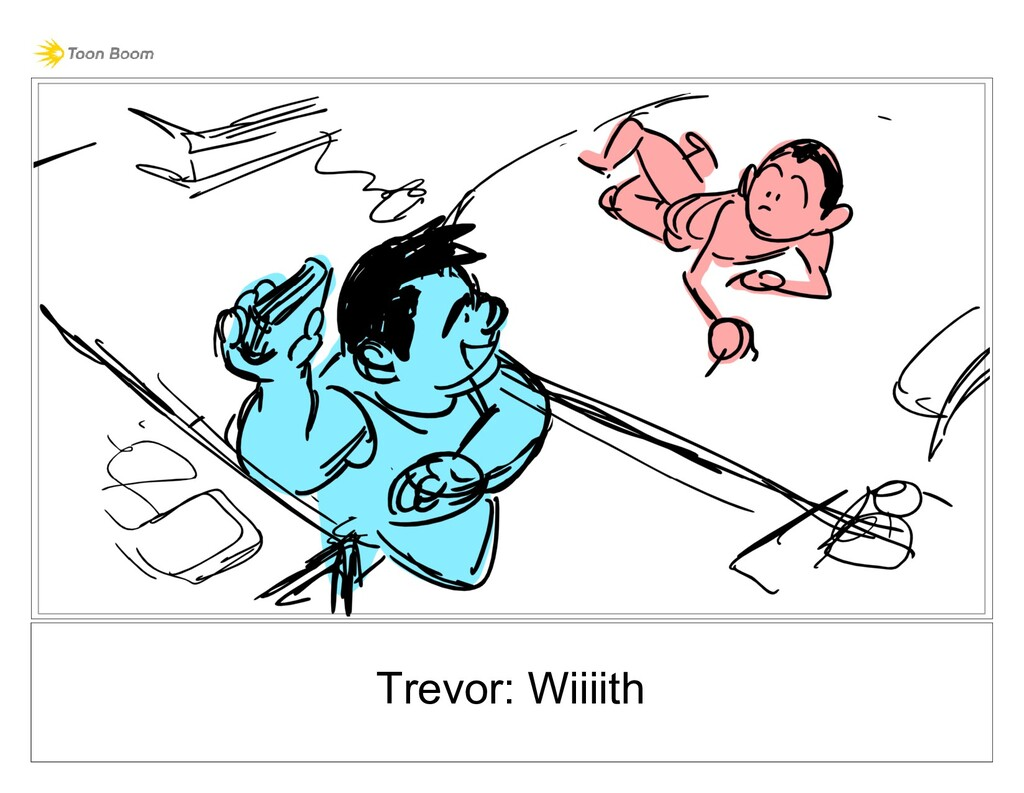 Trevor: Wiiiith