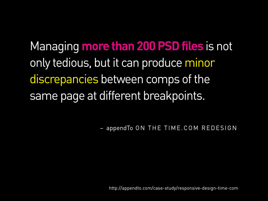 Managing more than 200 PSD files is not only te...