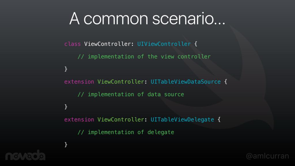 @amlcurran A common scenario… class ViewControl...