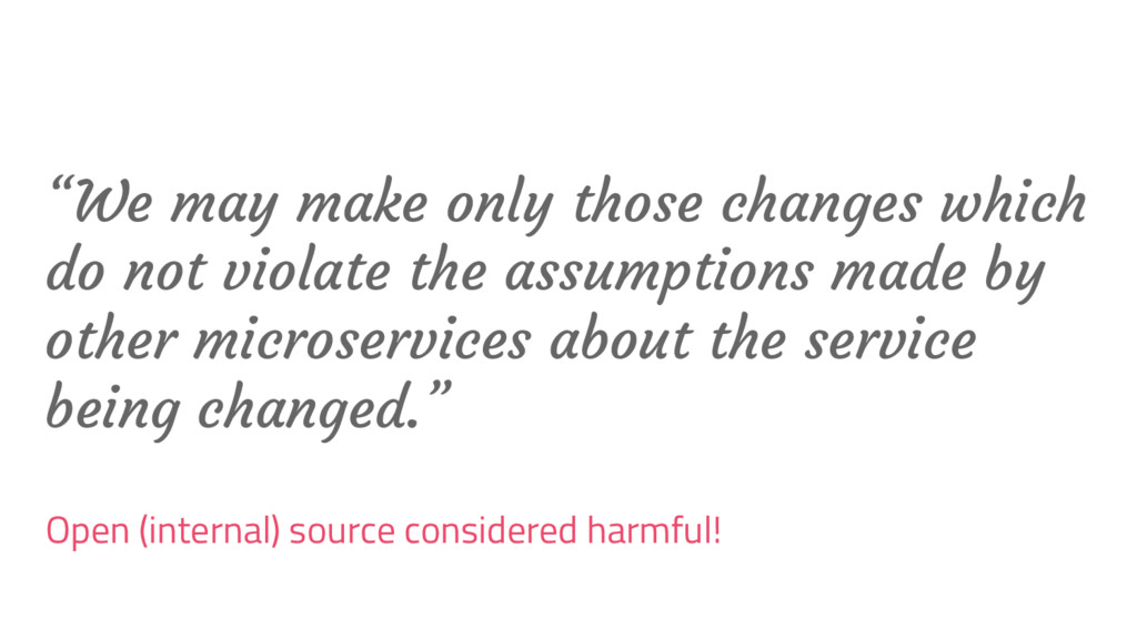 """""""We may make only those changes which do not vi..."""