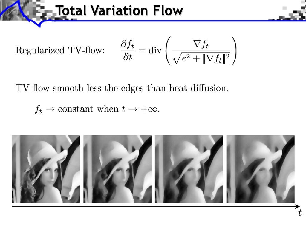 Total Variation Flow