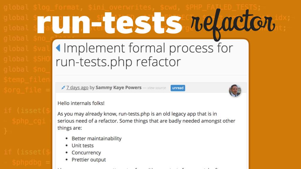 refactor run-tests