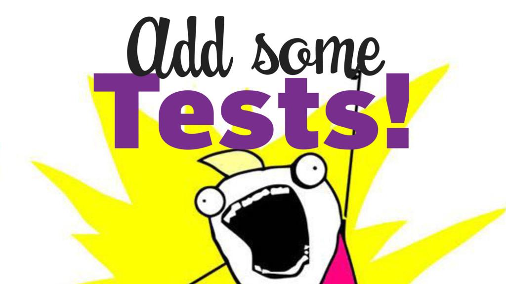 joind.in/talk/6c2ad @SammyK #phptek Tests! Add ...
