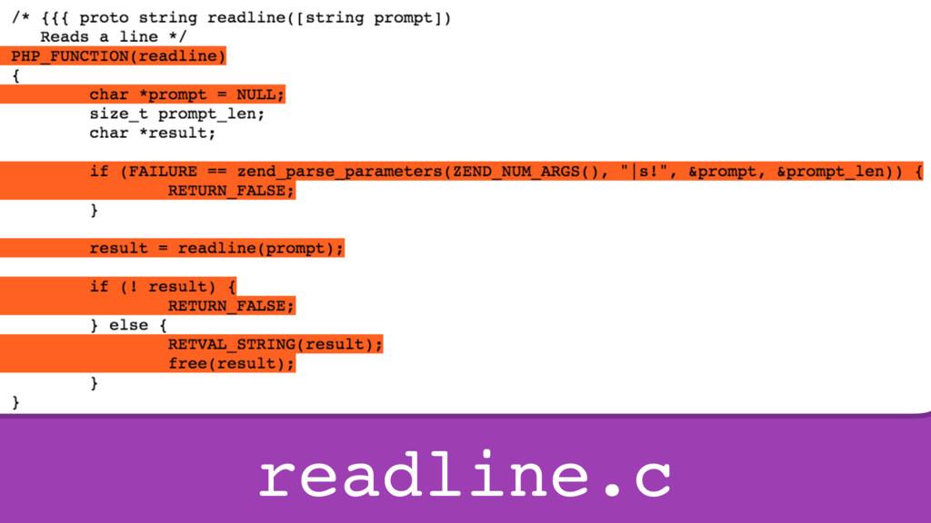 readline.c