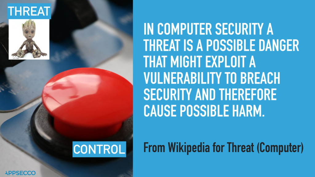 IN COMPUTER SECURITY A THREAT IS A POSSIBLE DAN...