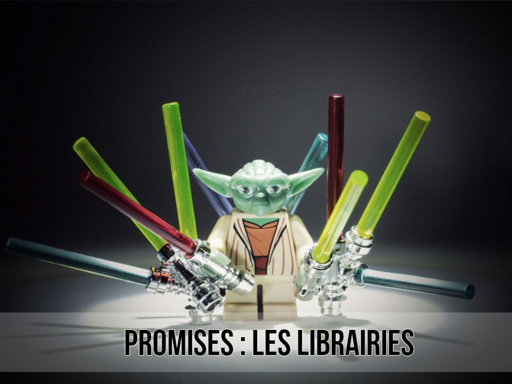 Les promises Librairies