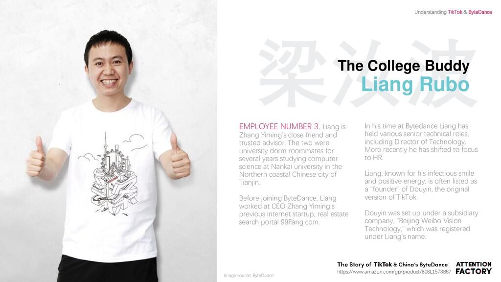 梁汝波 The College Buddy Liang Rubo EMPLOYEE NUMBE...