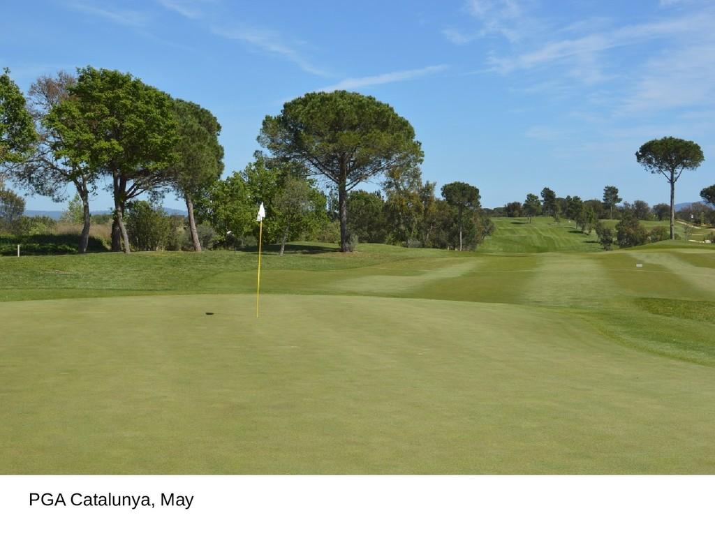 PGA Catalunya, May