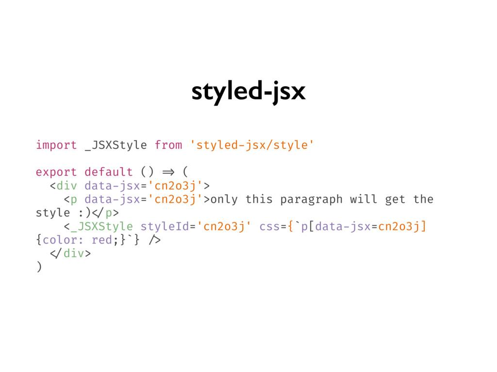 styled-jsx import _JSXStyle from 'styled-jsx/st...