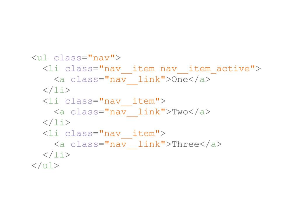 """<ul class=""""nav""""> <li class=""""nav__item nav__item..."""