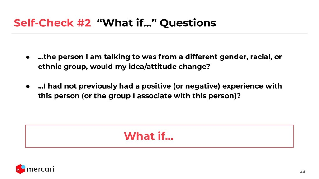 "33 Self-Check #2 ""What if..."" Questions ● ...th..."