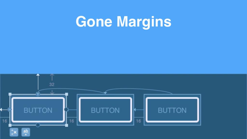 Gone Margins