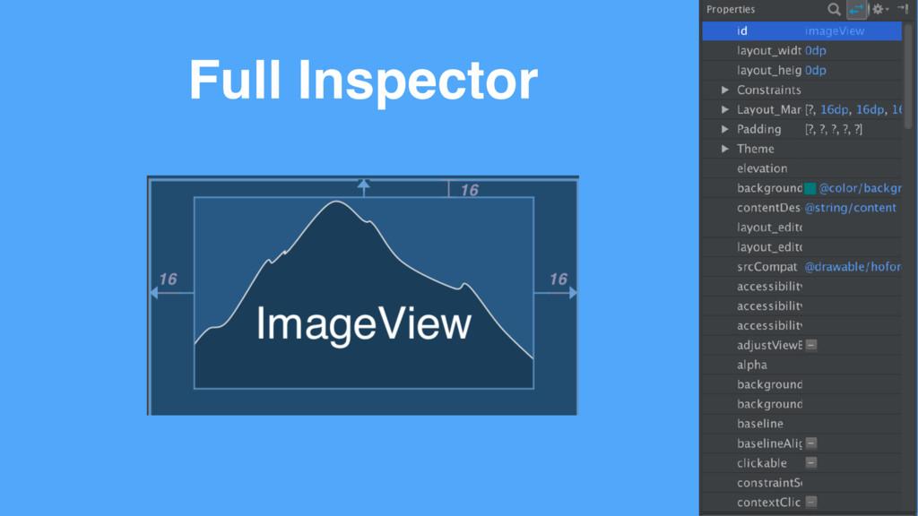 Full Inspector