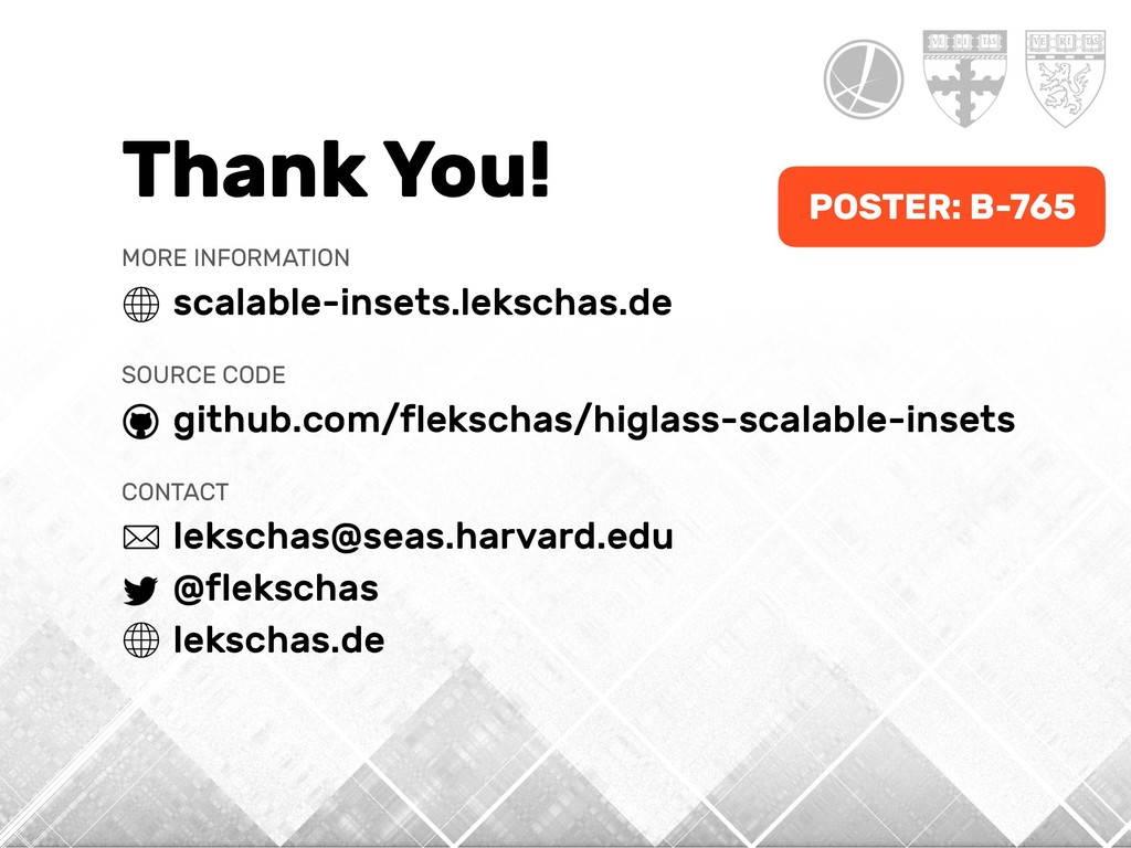 Thank You! MORE INFORMATION scalable-insets.lek...