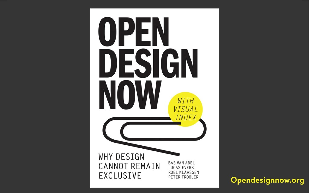 Opendesignnow.org