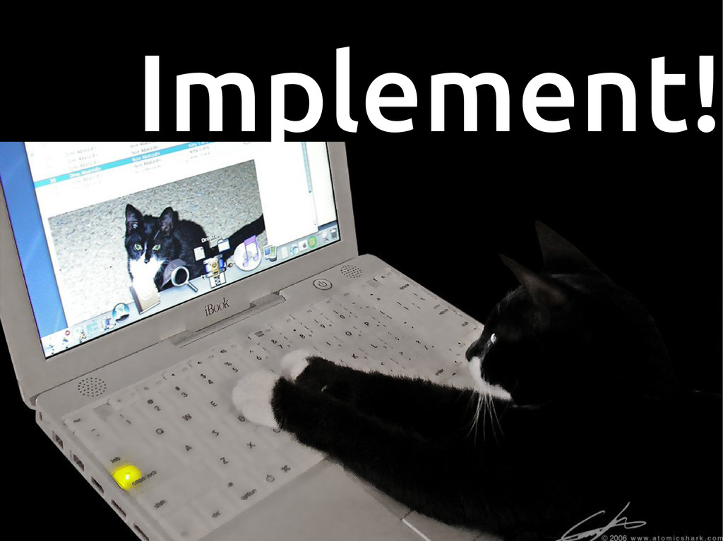 23/32 Implement!