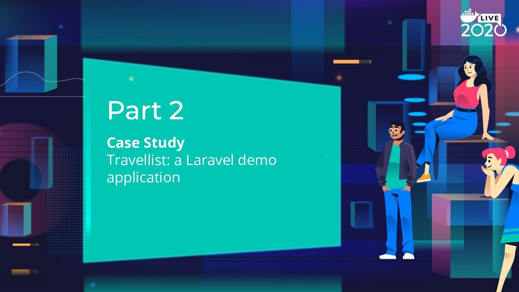 Case Study Travellist: a Laravel demo applicati...
