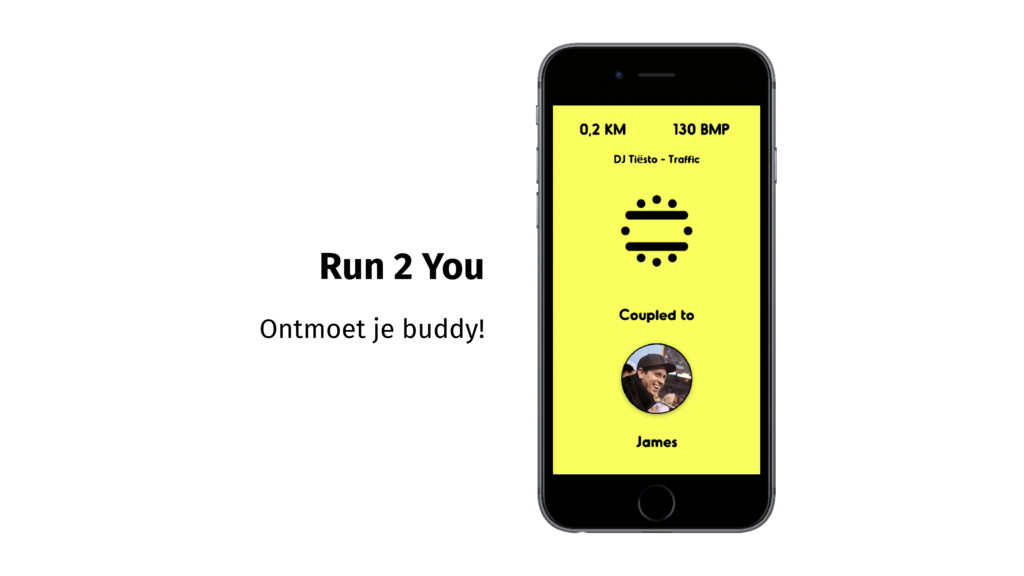 Run 2 You Ontmoet je buddy!