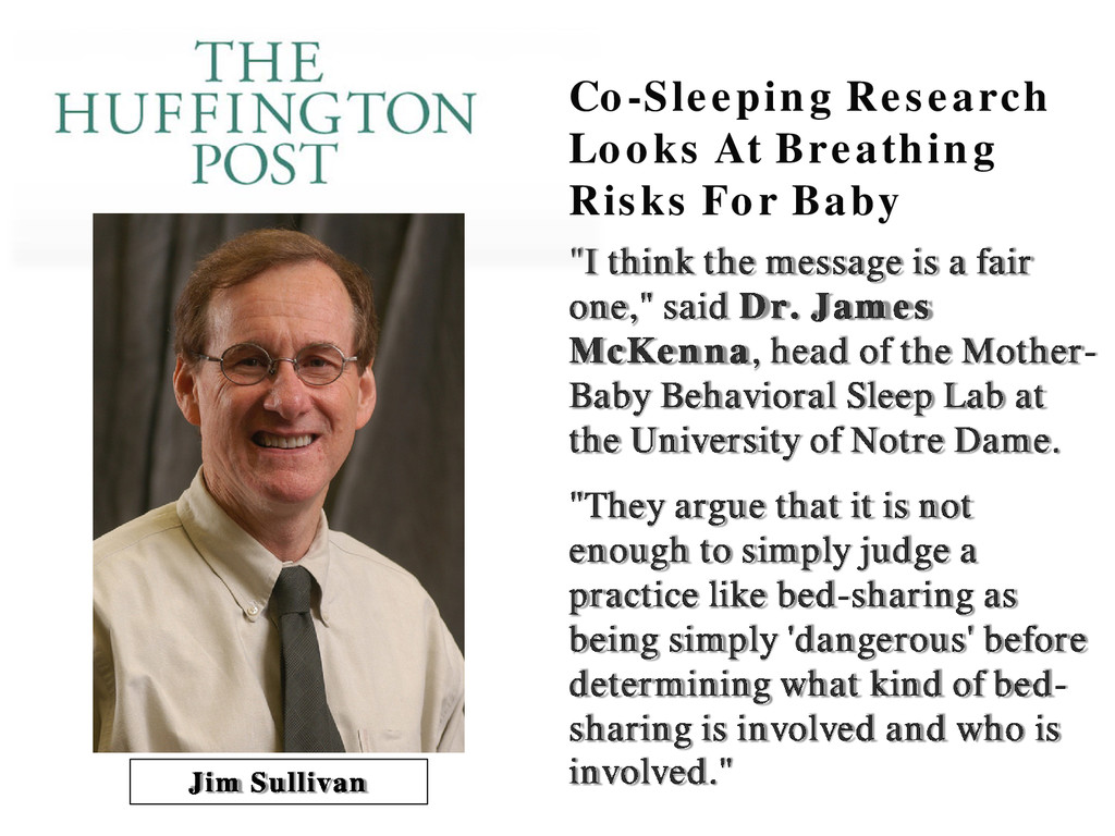 Co-Sleeping Research Looks At Breathing Risks F...