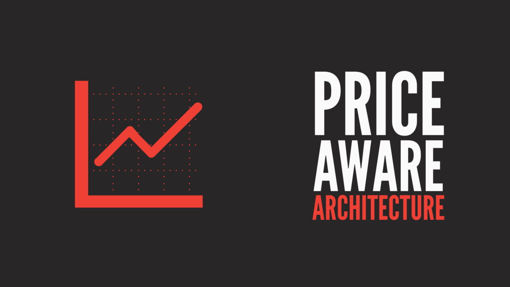 G PRICE AWARE ARCHITECTURE