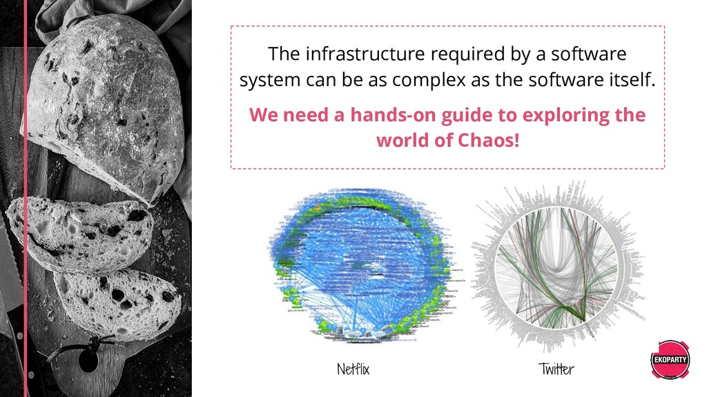The infrastructure required by a software syste...