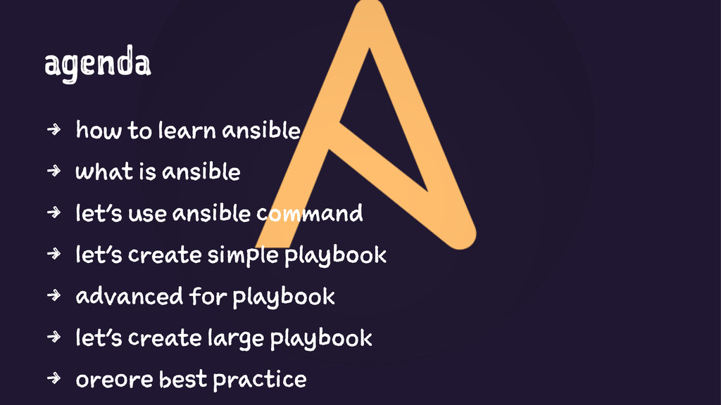 agenda 4 how to learn ansible 4 what is ansible...