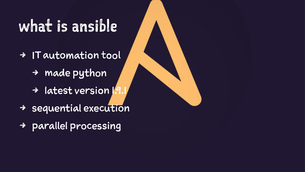 what is ansible 4 IT automation tool 4 made pyt...