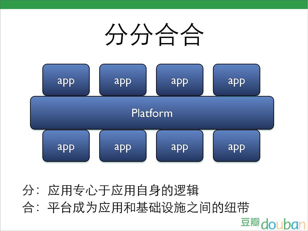 分分合合 app app app Platform app app app app app 分...