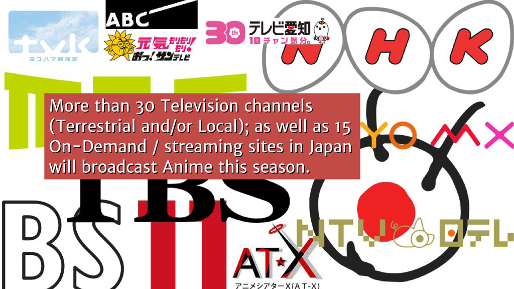 More than 30 Television channels More than 30 T...