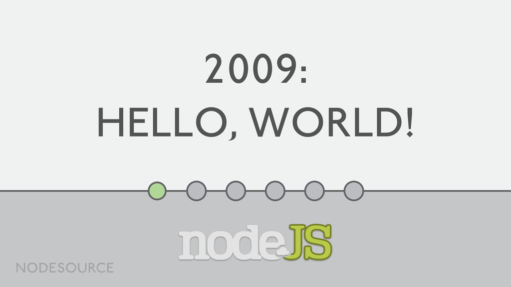 2009: