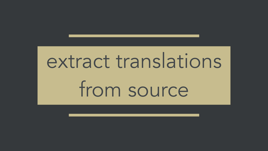 extract translations from source