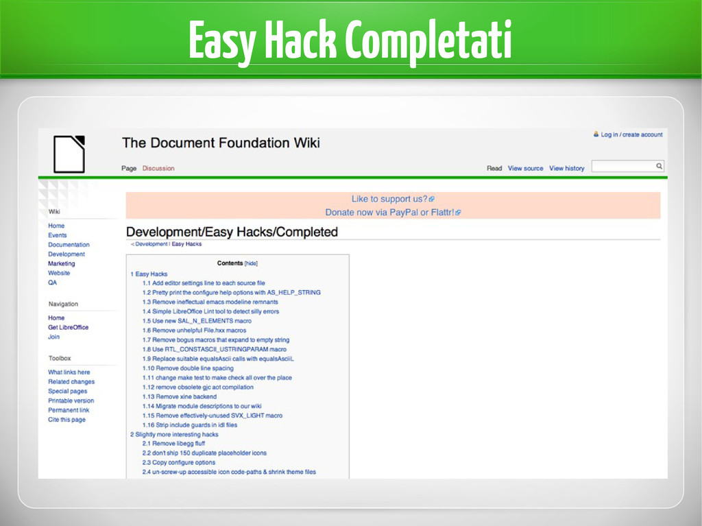 Easy Hack Completati