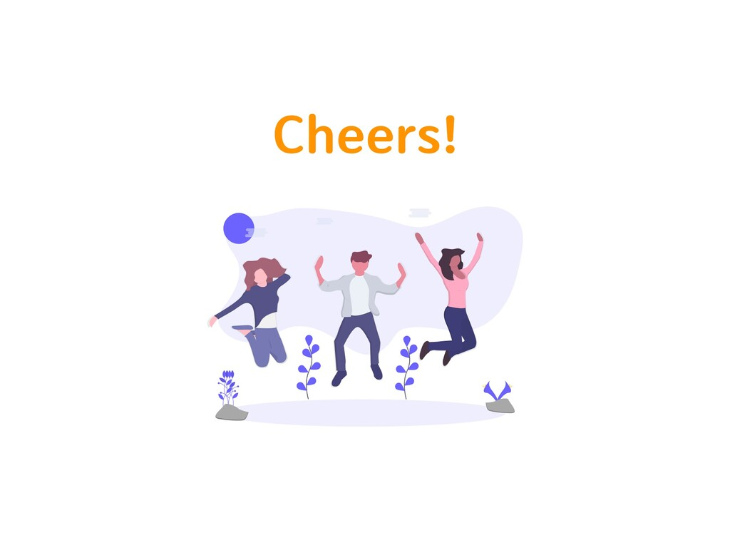 Cheers! WordCamp Taipei 2019