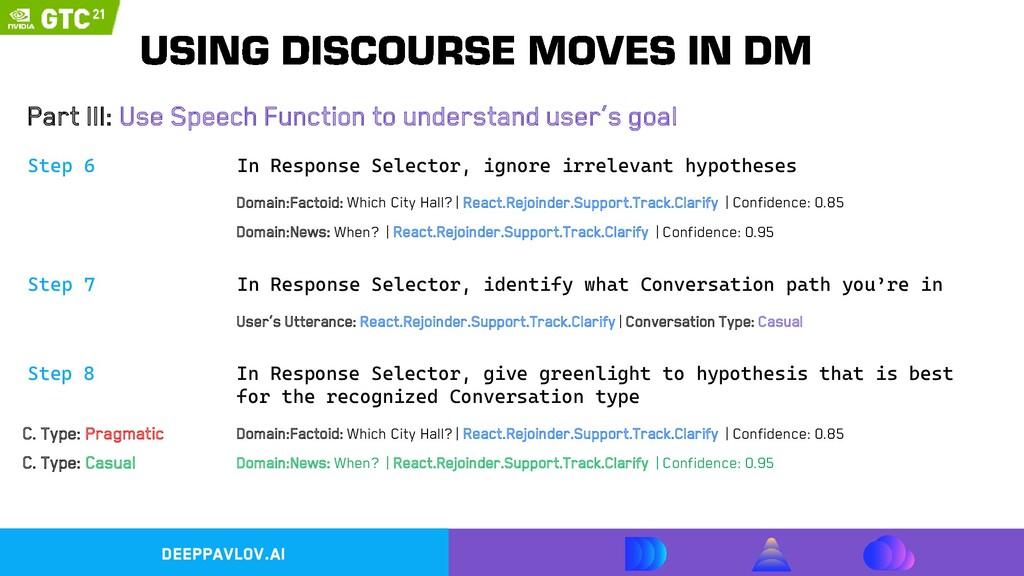 DeepPavlov.ai Step 6 Part III: Use Speech Funct...