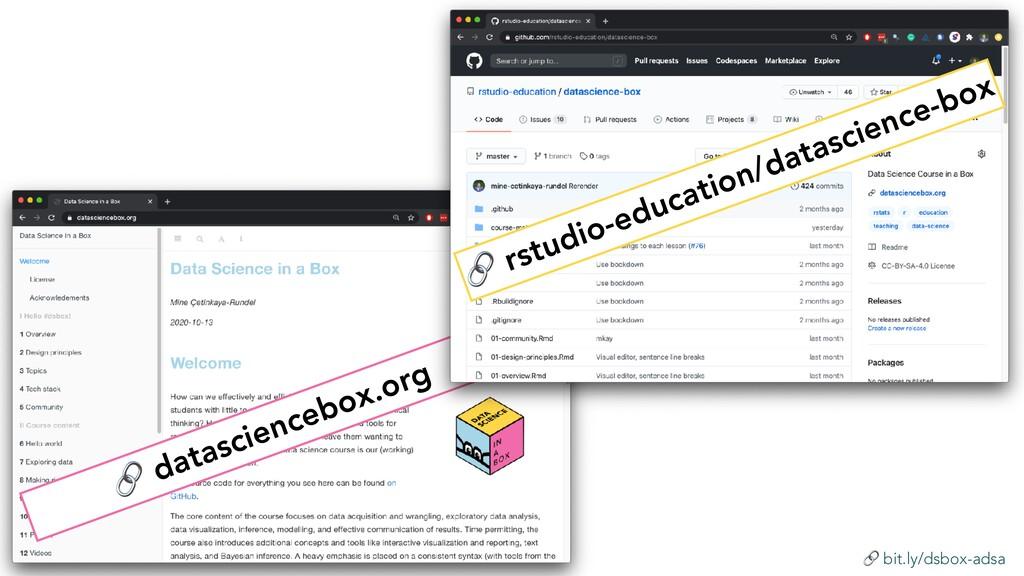 bit.ly/dsbox-adsa  datasciencebox.org  rstudio...