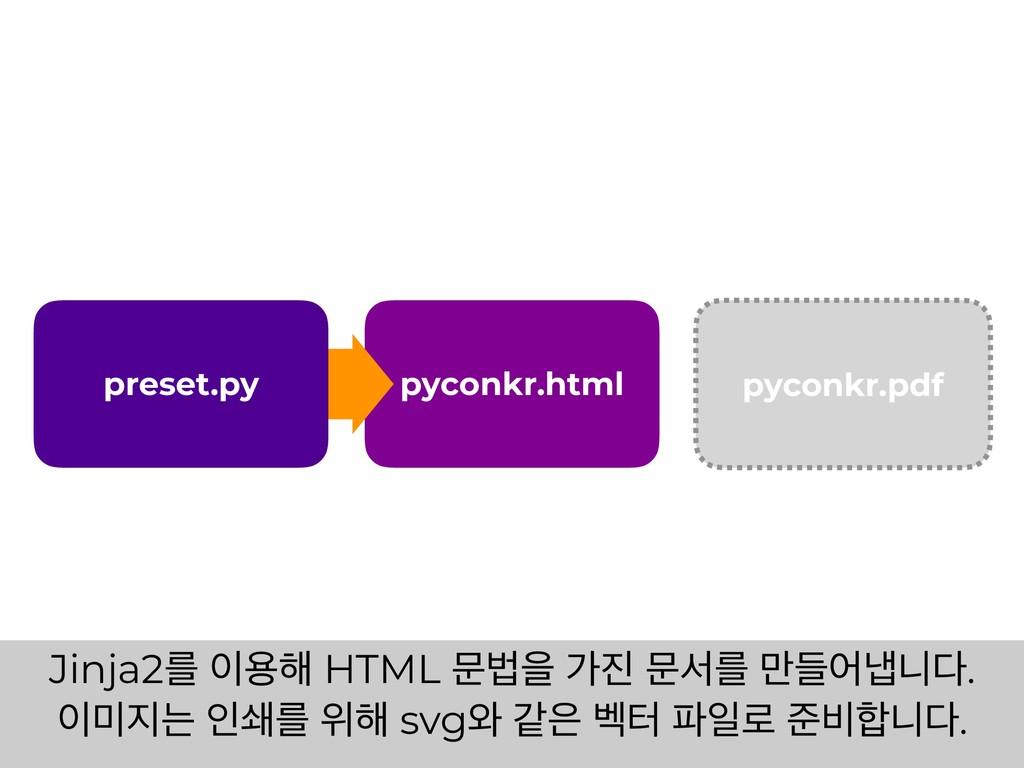 pyconkr.pdf pyconkr.html Jinja2ܳ ਊ೧ HTML ޙߨਸ о...