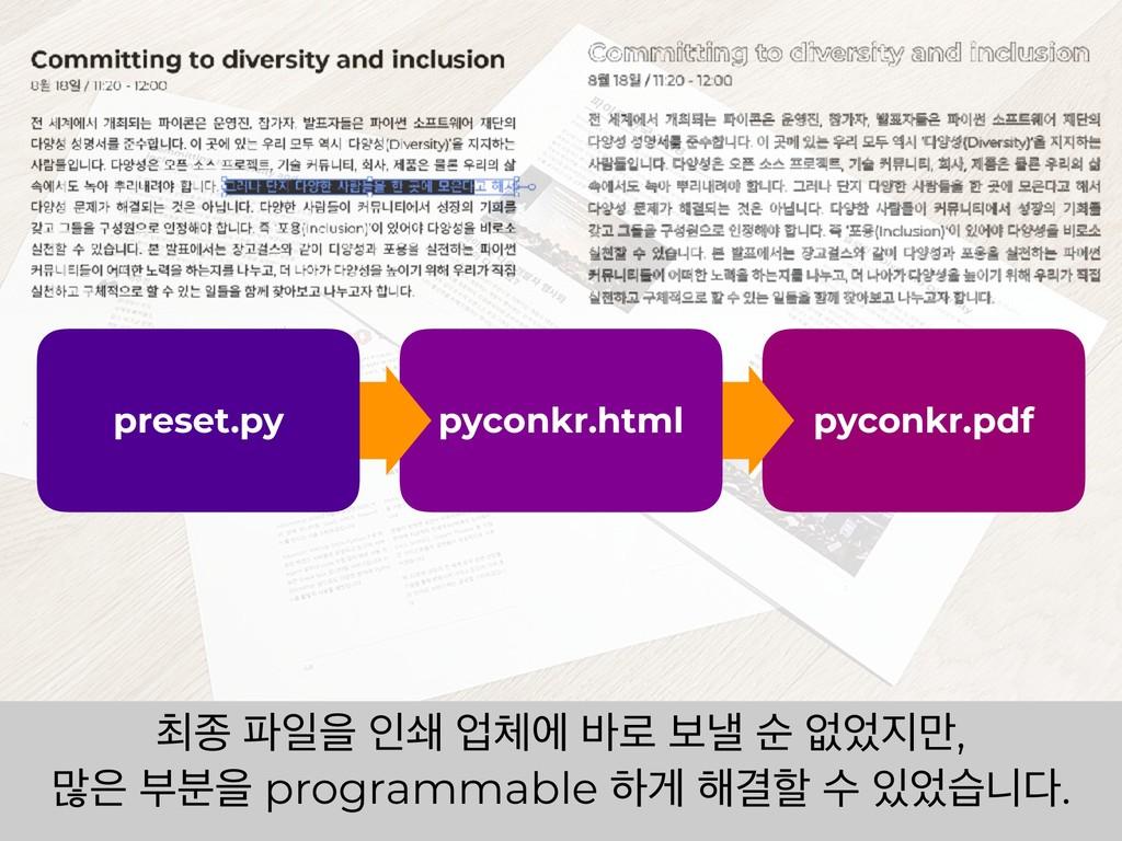 pyconkr.pdf pyconkr.html preset.py ୭ઙ ੌਸ ੋࣧ স...