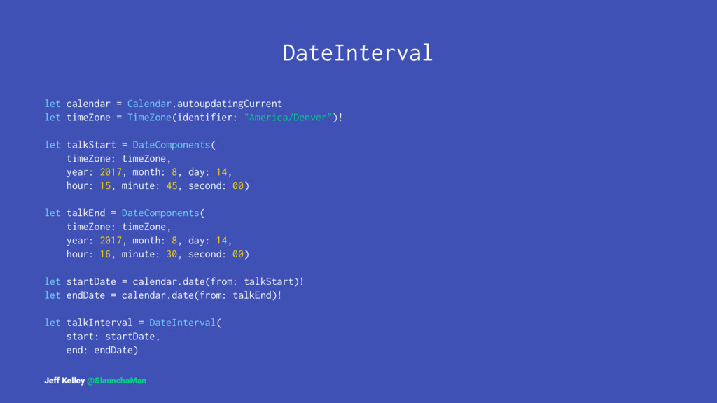 DateInterval let calendar = Calendar.autoupdati...