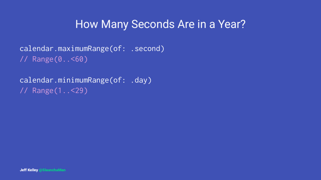 How Many Seconds Are in a Year? calendar.maximu...